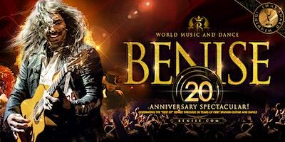 Benise – 20th Anniversary Tour