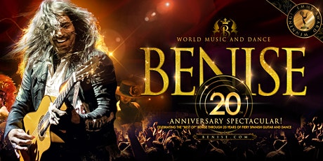 Benise - 20th Anniversary Tour tickets