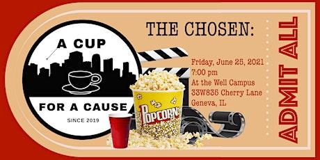 Family Movie Night : The Chosen, Anti-Trafficking Fundraiser tickets