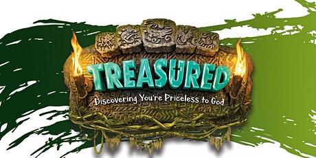 Treasure VBS 2021 Virtual tickets