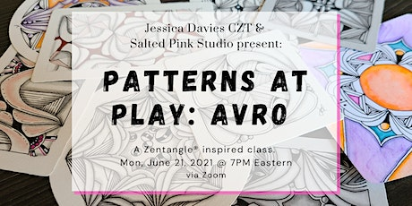 Patterns at Play: Avro tickets