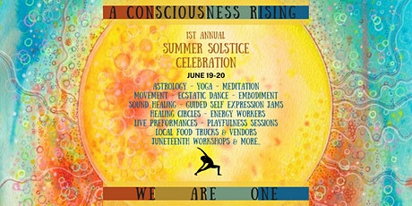 First Annual Summer Solstice Celebration tickets
