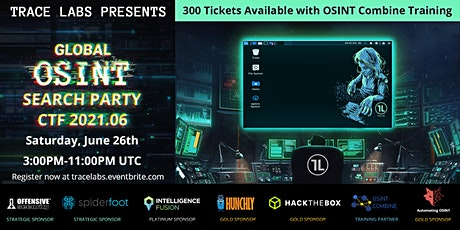 Trace Labs Global OSINT Search Party CTF 2021.06 entradas