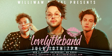 lovelytheband live at Williwaw Social tickets