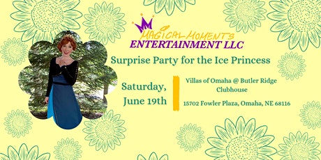 Surprise Party For The Ice Princess tickets