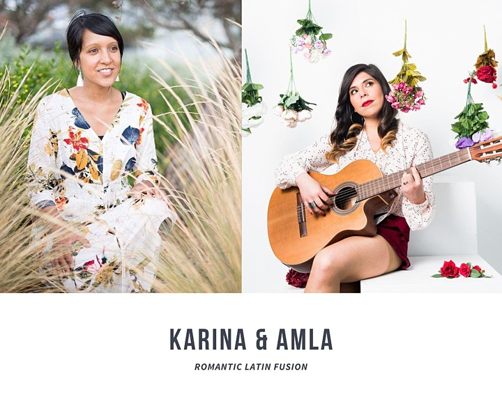 Karina Lehman and Amla Periakarpan Duo - PAYF Event image