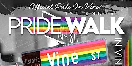 2021 Pride on The Vine tickets
