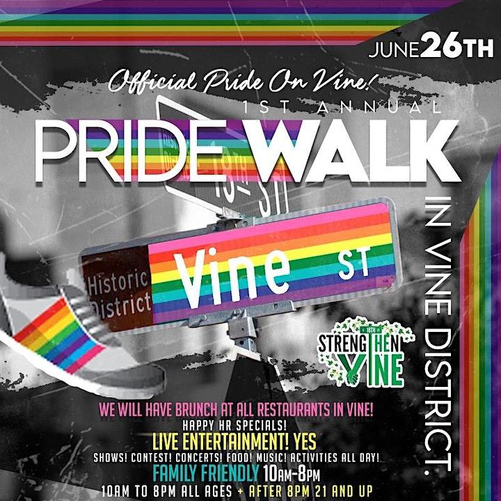 2021 Pride on The Vine image