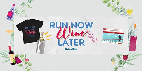 5K Run 4 Wine Virtual Race tickets