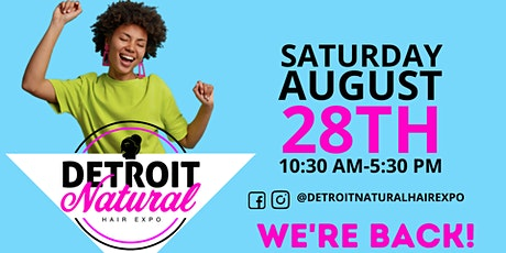 Detroit Natural Hair Expo tickets