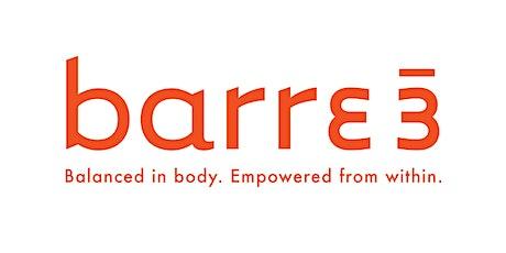 Barre3 Salt Lake City - Free Community Classes tickets
