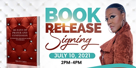 Thirty Days Of Prayer and Confession Book  Release and Signing tickets