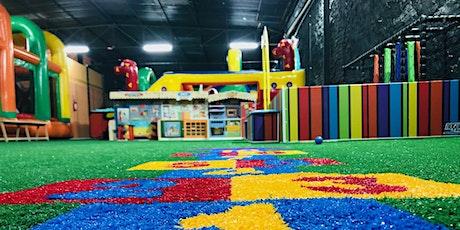 Desconto para Pira Pop Park, parque de infláveis e trampolins ingressos