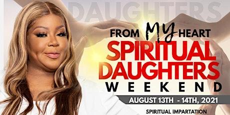 Spiritual Daughters Weekend tickets