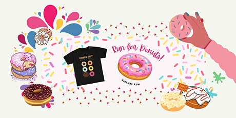 Run for Donuts Virtual Race tickets