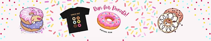 Run for Donuts Virtual Race image