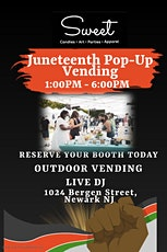 Sweet Shop Juneteenth Pop Up Shop tickets