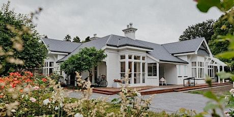 Te Whare Waiutuutu Kate Sheppard House Entry - June tickets