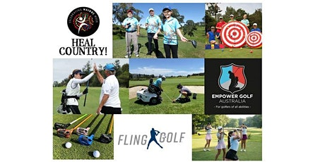 All Abilities Golf & NAIDOC Open Day tickets