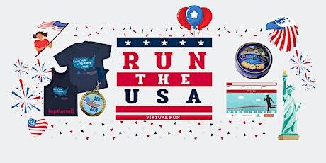 Run South Carolina Virtual Race tickets
