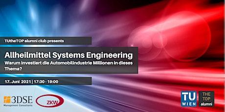Allheilmittel Systems Engineering tickets