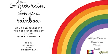 After rain, comes a rainbow tickets