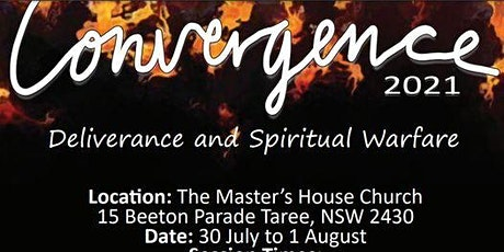 Convergence  2021- Deliverance & Spiritual Warfare Conference tickets