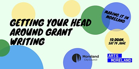 Getting Your Head Around Grant Writing [MiiM] tickets