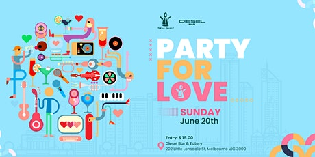 Party For Love tickets