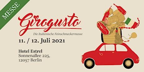 Girogusto Berlin 2021 tickets
