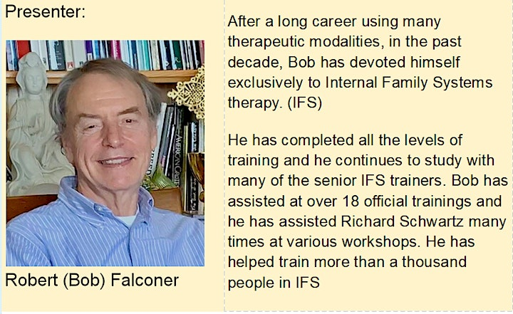IFS and Psychedelic Assisted Therapy image