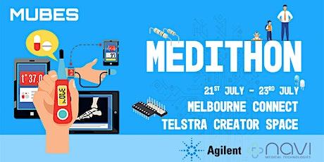 MUBES MediThon 2021 tickets