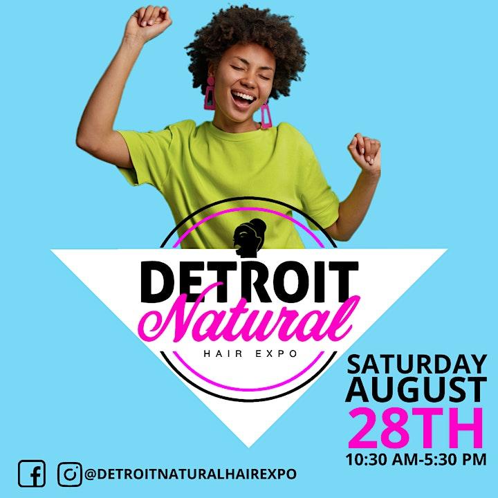 Detroit Natural Hair Expo image