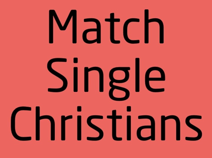 Online Single Christians Speed Dating (Ages 23-35) image