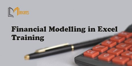 Financial Modelling in Excel 2 Days Training in Mexico City tickets
