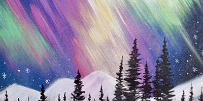 Paint Night in Canberra