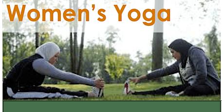 Women's Yoga Class - Summer Term 2 tickets