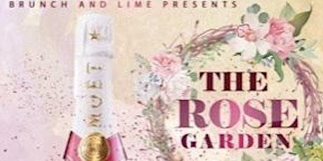 THE ROSE GARDEN tickets