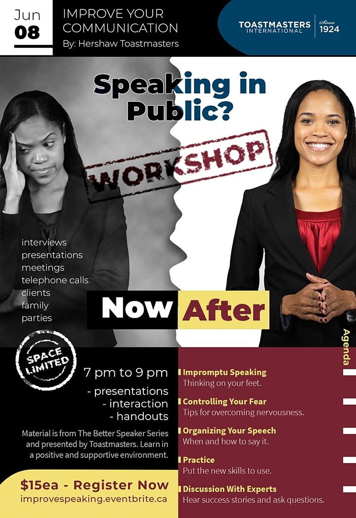 Improve Your Communication Workshop image