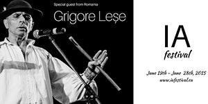Concert Grigore Leșe at Toronto - Church of the Holy...