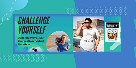 Largest Weight Loser Virtual Run tickets