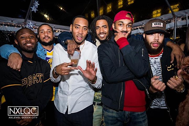 ★-★  MDW SUNDAY at QC Social Lounge  ★-★ Day Party w/ DJ MC image
