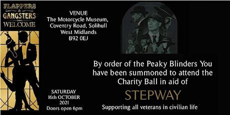 STEPWAY Charity Ball tickets