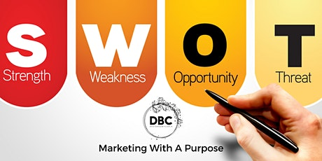 Success With SWOT Marketing Analysis tickets