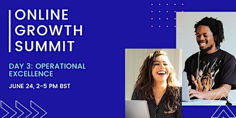 Online Growth Summit 2021 (Day 3 Access) tickets