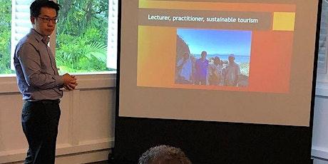 Workshop on starting community based tourism & trip to Sumba island billets