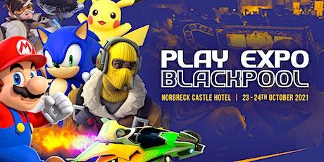 PLAY Expo Blackpool 2021 tickets