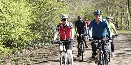 Let Ride - Wednesday Guided  Warm-up and returners - Easy Rides. tickets