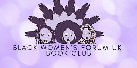 Black Women's Forum UK: Book Club - 'The Bluest Eye' tickets