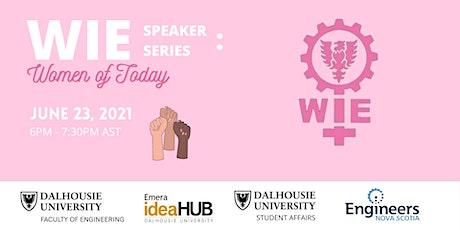 Women in Engineering Speaker Series: Women of Today tickets
